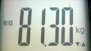 8130kg