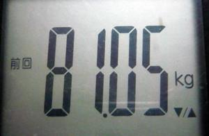 8105kg