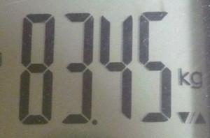 8345kg