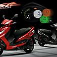 ヤマハの125ccスクーター「シグナス X SR」